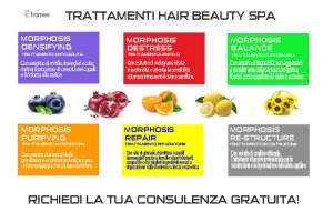 Trattamenti Morphosis Hair Spa