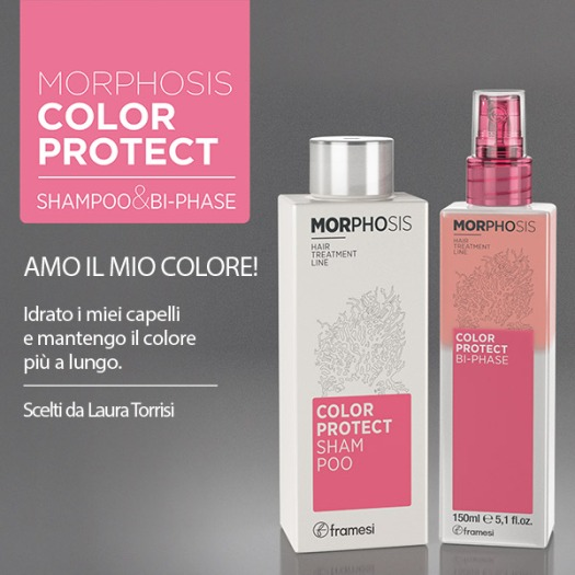 Shampoo e BI-Fase Morphosis