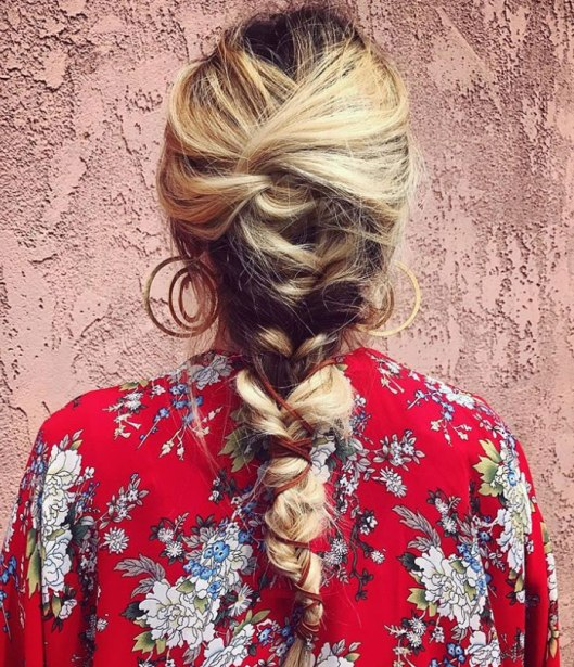 French Braid 2018