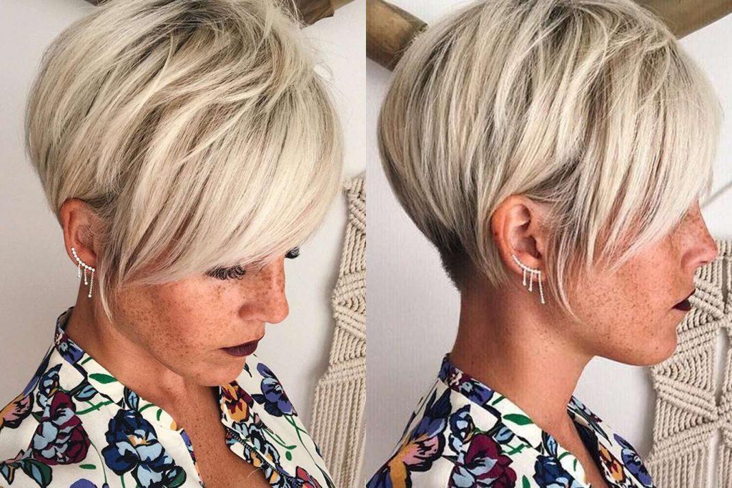 Tagli capelli corti donne estate 2018