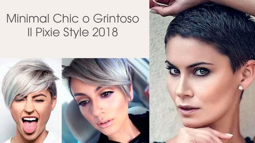 Tagli capelli corti primavera estate 2018 donne foto