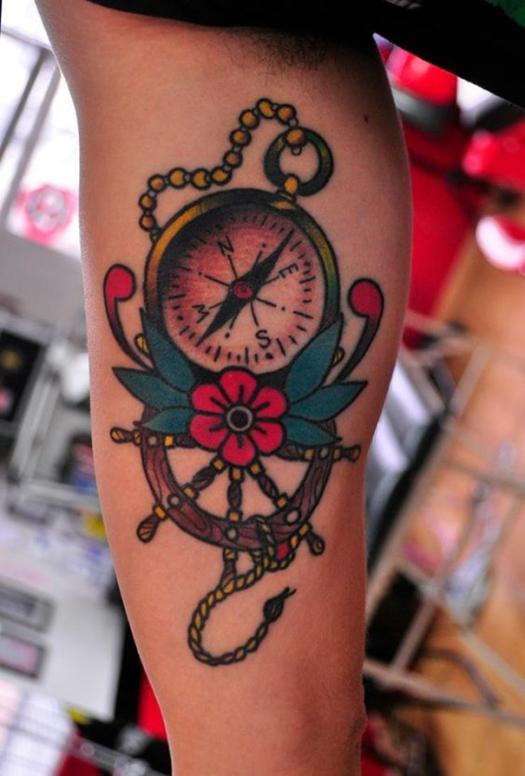Neo_Traditional_tattoo