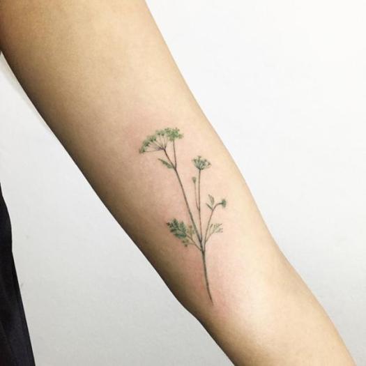 Proteggere i tatuaggi dal sole il solare che non c era for Minimal significato